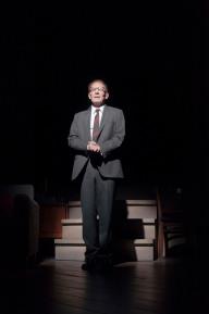 Paul Nicholas as Stephen Ward  © Irina Chira