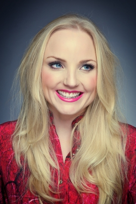 Kerry Ellis shot by Anton Artemenkov + Richard Mayfield