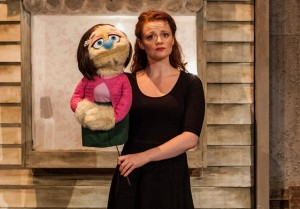 Lucie-Mae Sumner as Kate Monster. Darren Bell