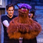 Stephen Arden and Jessica Parker as Trekkie Monster. Darren Bell